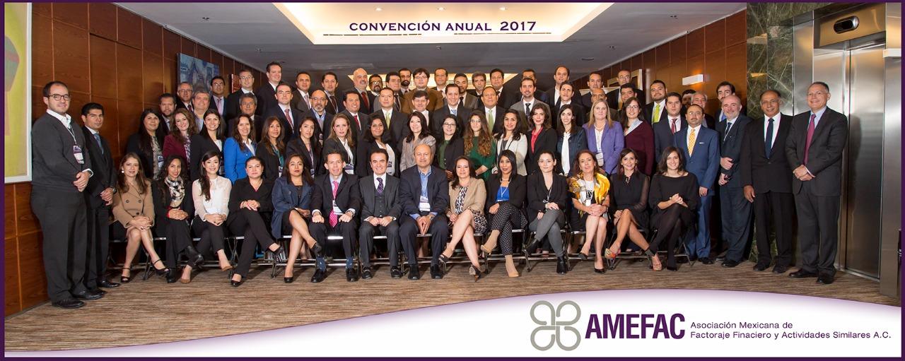 Convención Anual Amefac 2017