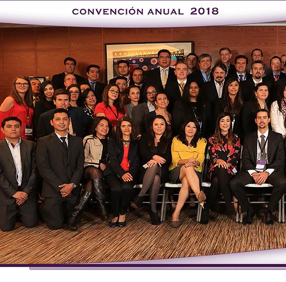 10° Convención Amefac 2018