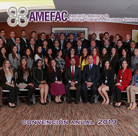 Convención Anual 2019 AMEFAC